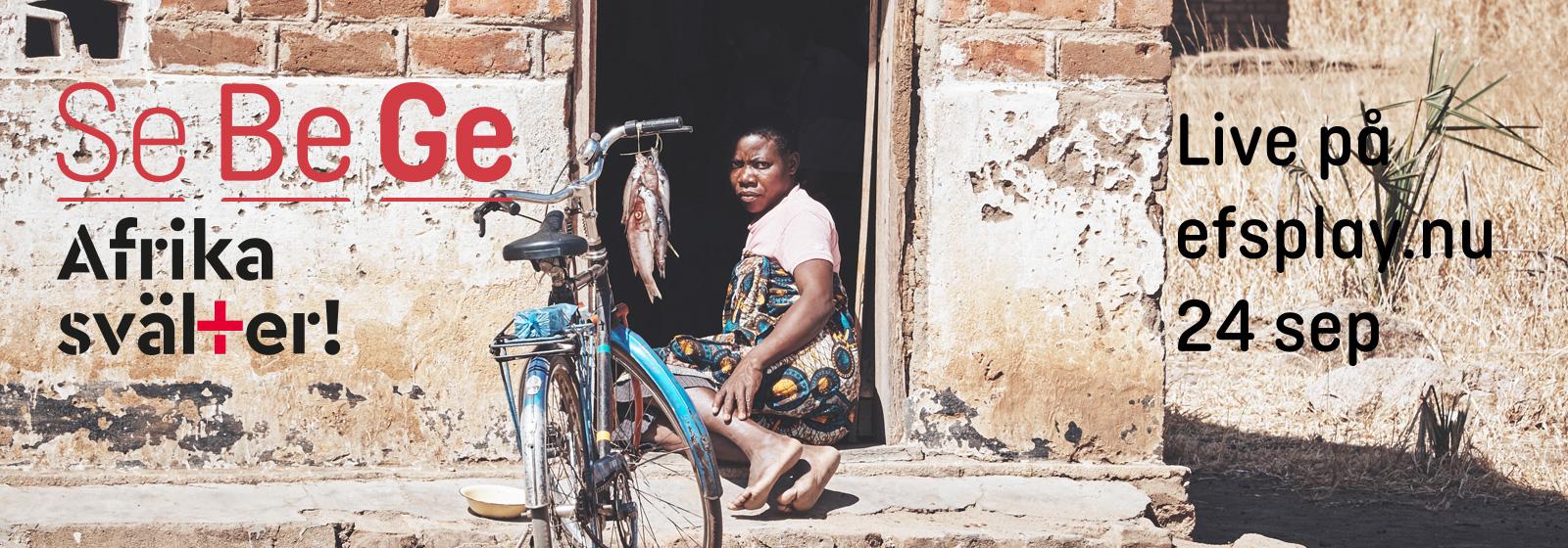 Afrika svälter
